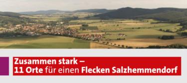 Zusammen stark - 11 Orte für einen Flecken Salzhemmendorf